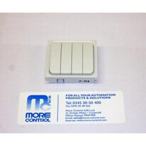 F9404 Quad push-button MEM series