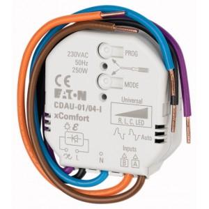 CDAU-01/04-I Dimming Actuator Local Input