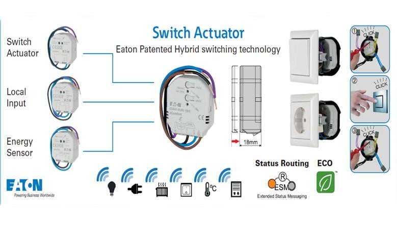 Switching Actuators